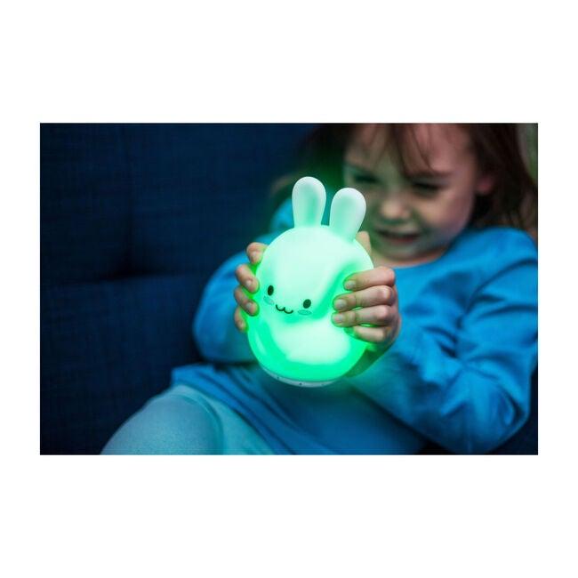 Bunny Nightlight, White