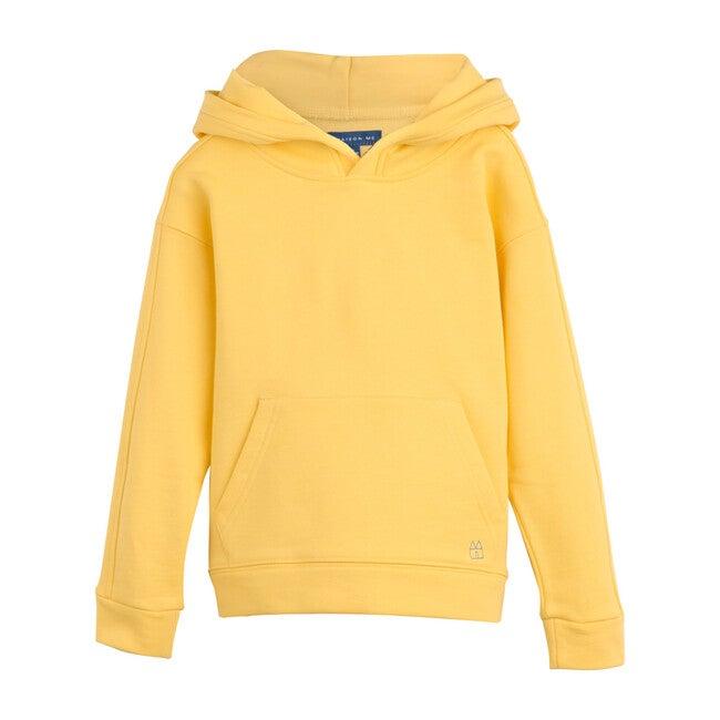 Ash Hoodie, Sunshine Yellow