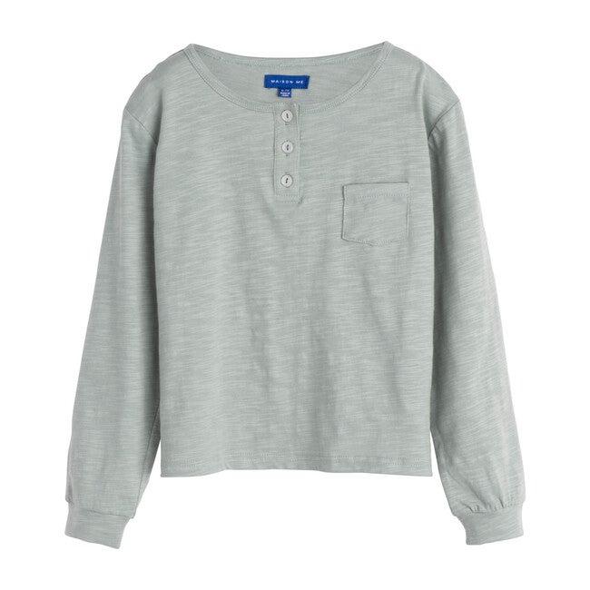 Rory Henley Shirt, Light Sage