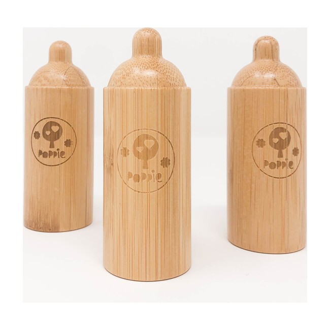 Bamboo Baby Bottle, Natural