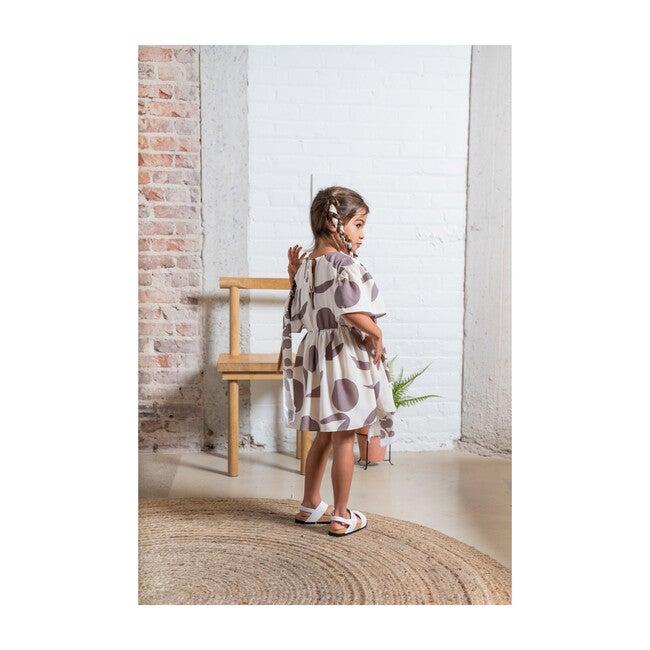 Fit & Flare Dress, Cream
