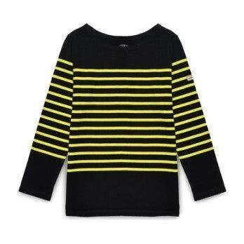 Pablo, Black & Neon Yellow