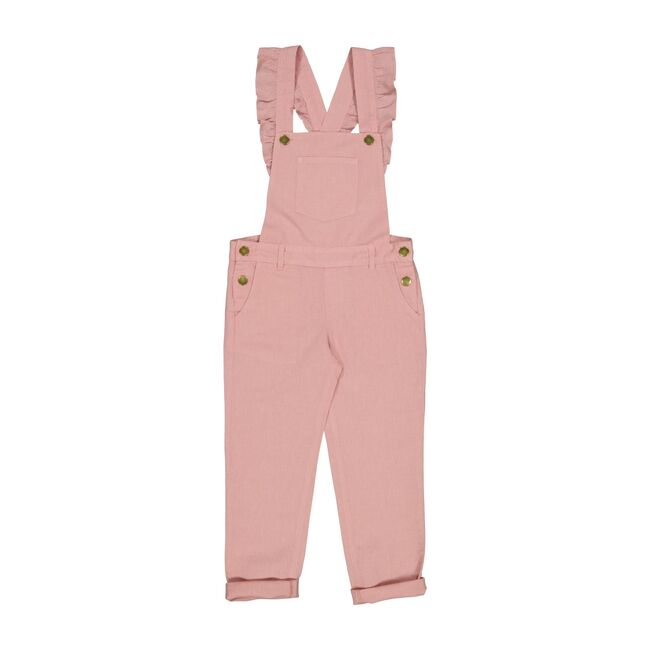 Georgette Overall, Sandy Pink