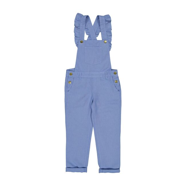 Georgette Overall, Thistle Blue