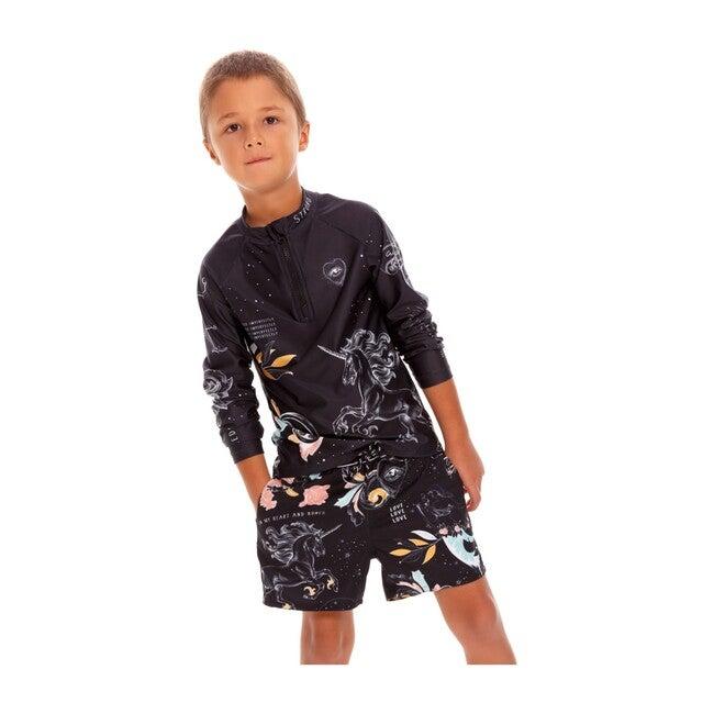 Noah Mare Swim Shirt