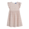 Lottie Dress, Light Pink Scattered Flower - Dresses - 1 - thumbnail