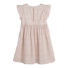 Lottie Dress, Light Pink Scattered Flower - Dresses - 2