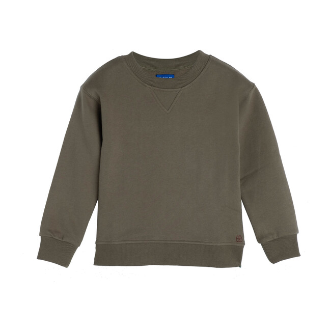 Tyler Sweatshirt, Dusty Olive