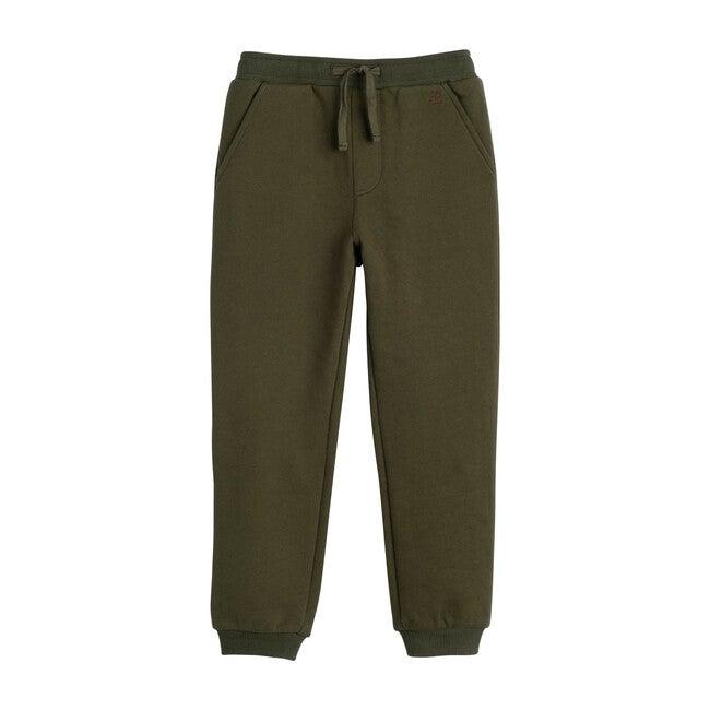 Dale Jogger, Army Green - Sweatpants - 0