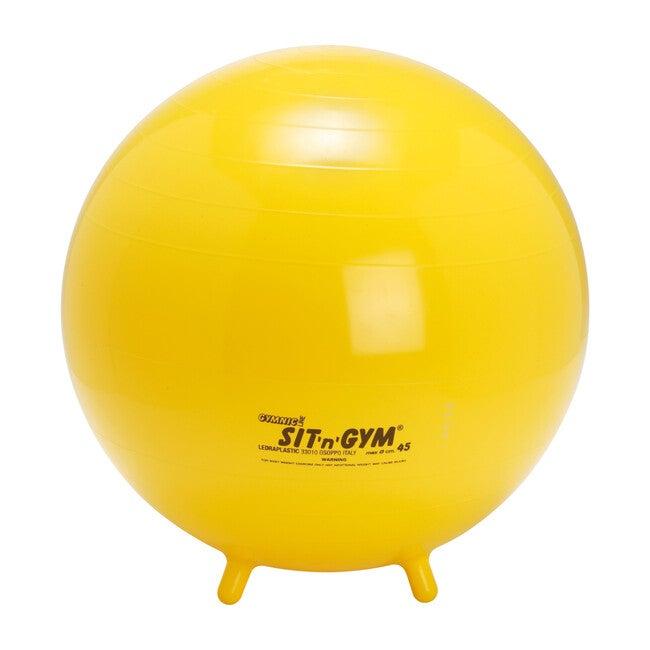 Sit'N'Gym Jr 45, Yellow
