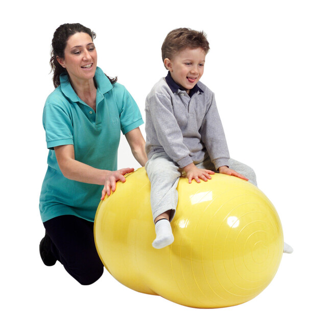 Physio Roll 55, Yellow