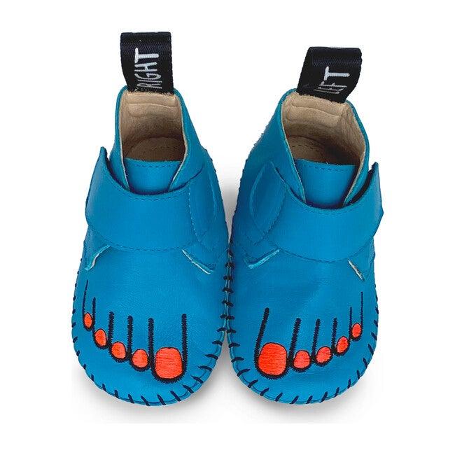 Footie Footie, Turquoise