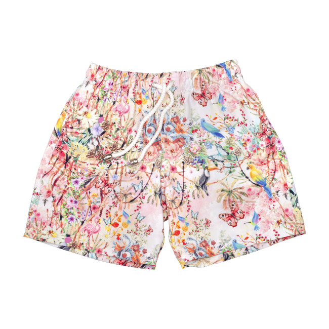 Boys Board Shorts, Secret Garden