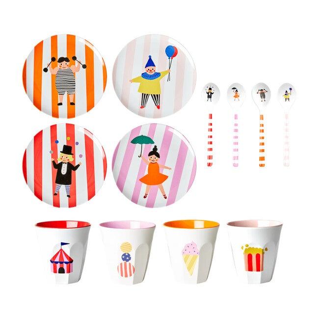 Kids Melamine Gift Set, Circus