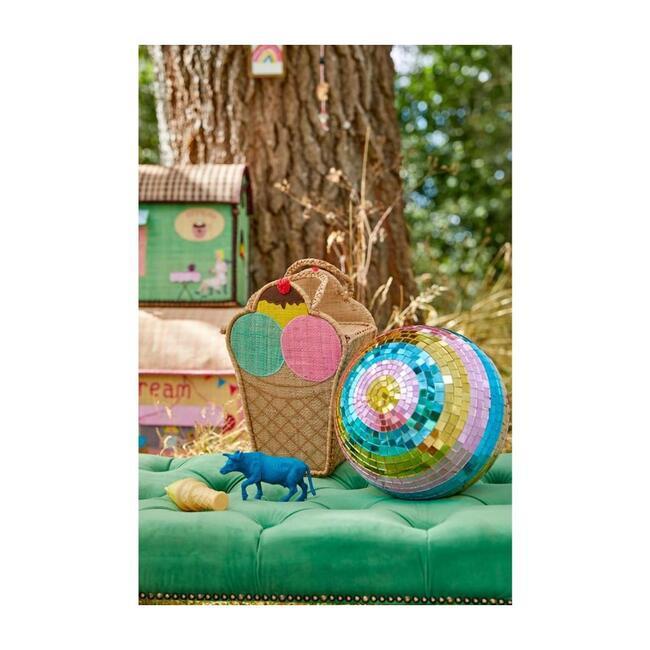 Rafiia Small Ice Cream Bag,