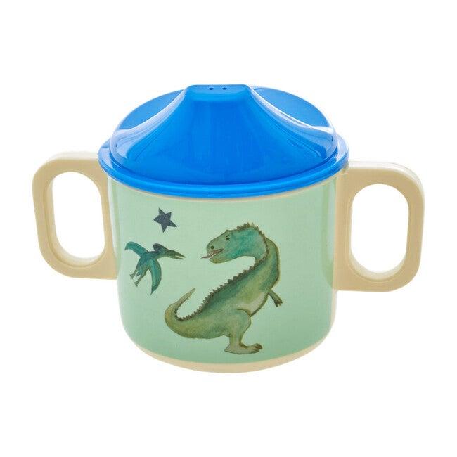 Melamine 2 Handle Baby Cup, Dino