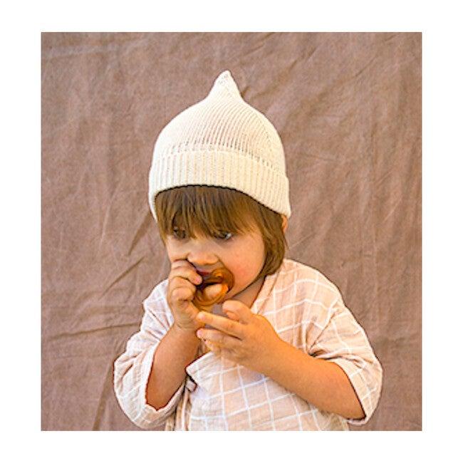 Gnome Knit Bonnet, Natural