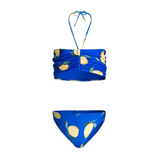 Nicoletta Bikini, Blue Sorrento
