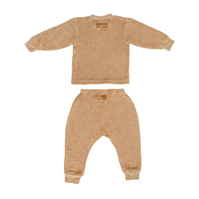 The Terry Baby Set, Iced Coffee