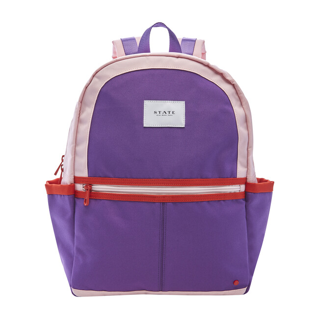 Kane Kids Backpack, Purple/Pink