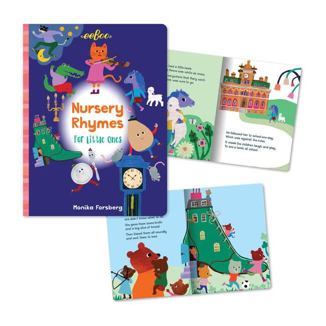 Nursery Rhymes + First Words Bundle