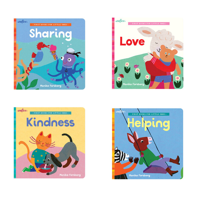 First Books for Little Ones Bundle