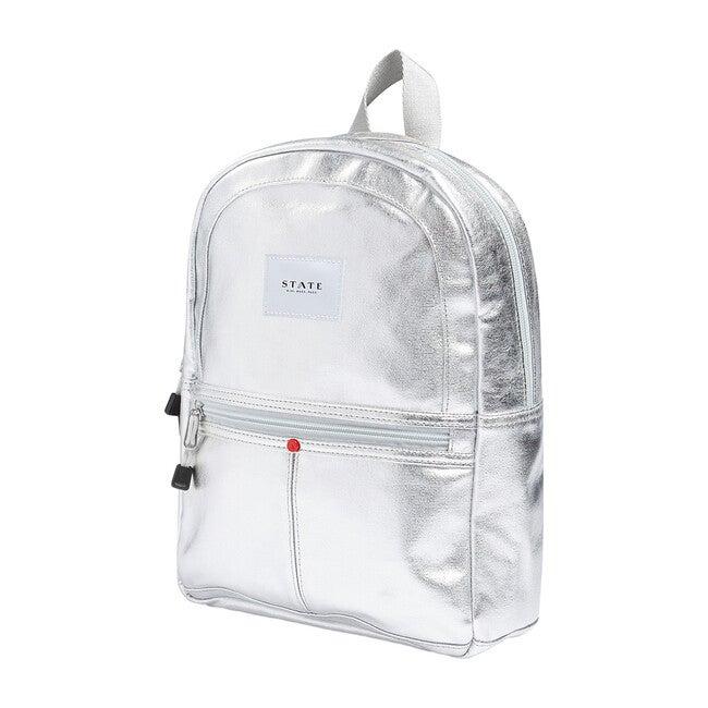 Mini Kane Backpack, Silver