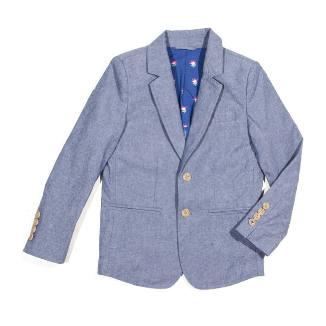 Oliver Blazer, Denim