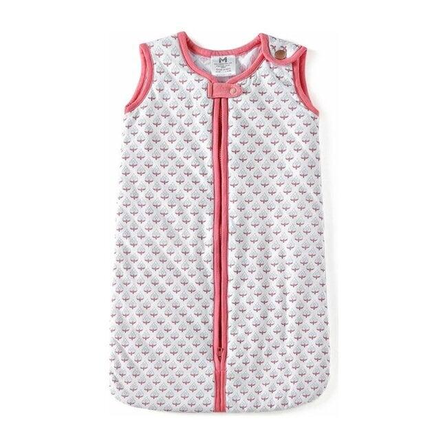 Block-Printed Lightweight Sleep Bag, Miami - Sleepbags - 1