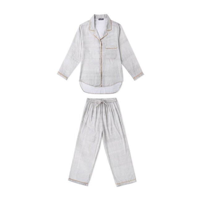 Block-Printed Loungewear Gift Set, Erawan