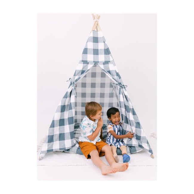 Zeek Play Tent, Gingham