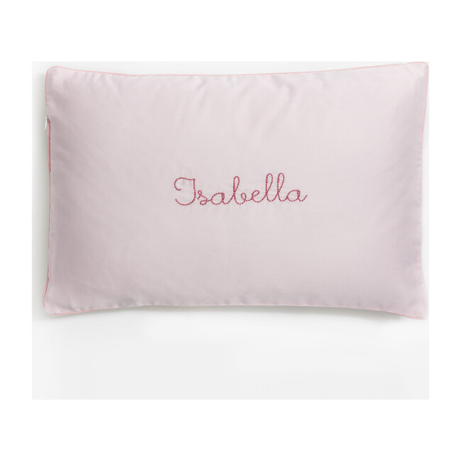 Touch The Sky Toddler Pillow, Pink