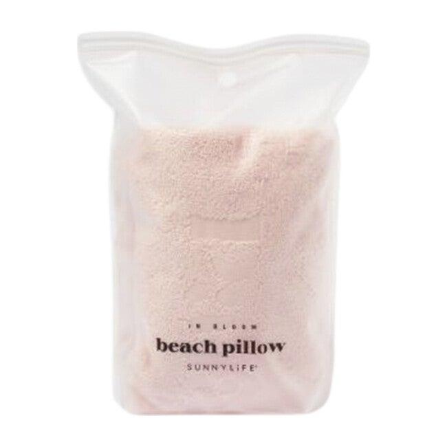 Beach Pillow, Pink