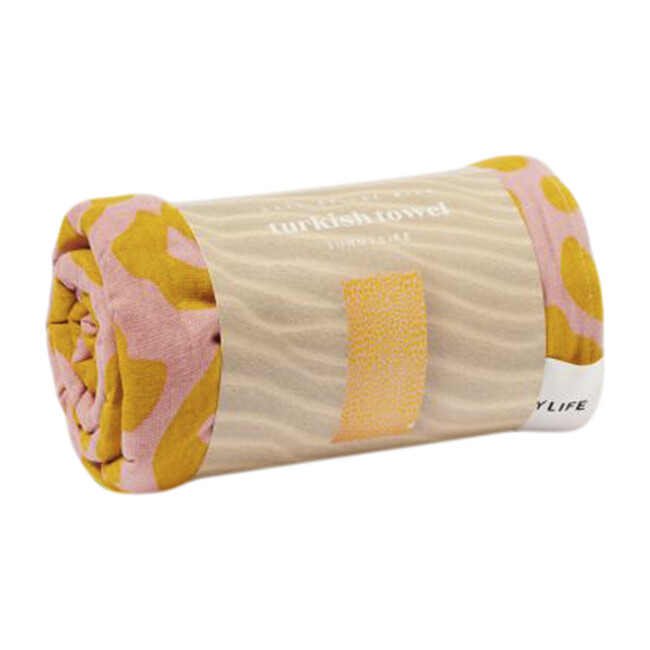 Luxe Towel, Pink