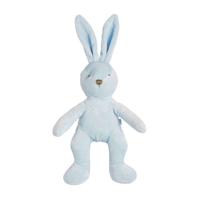 Small Rabbit Plush Toy, Celestial Blue