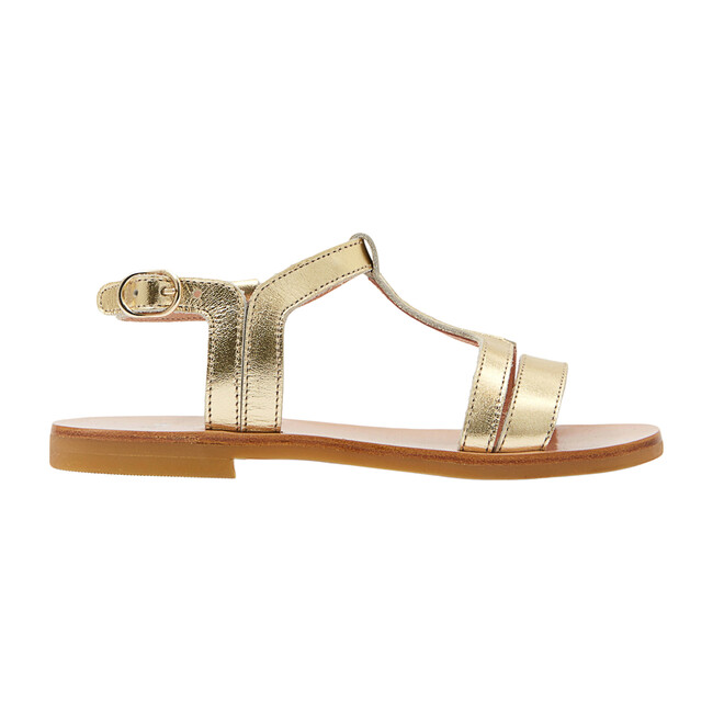 Sandals, Green