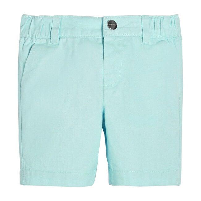 Toddler Slack Shorts, Light Green
