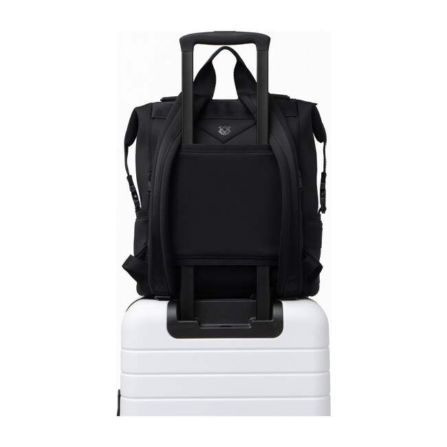 Indi Diaper Backpack Large, Onyx