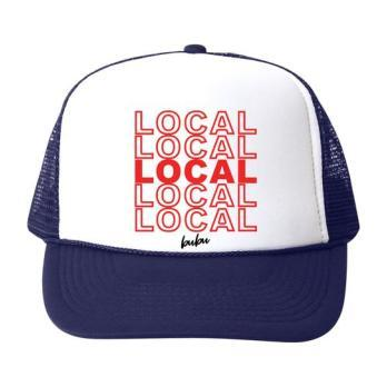 Local Hat, Navy
