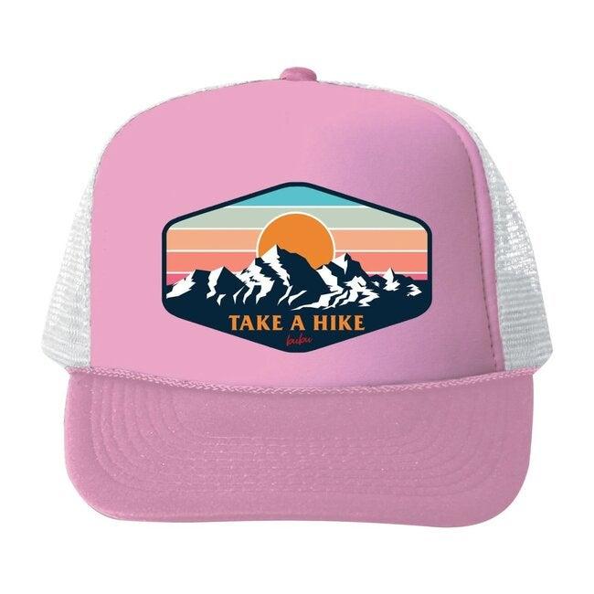 Take A Hike Hat, Pink