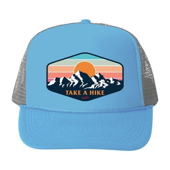 Take A Hike Hat, Blue