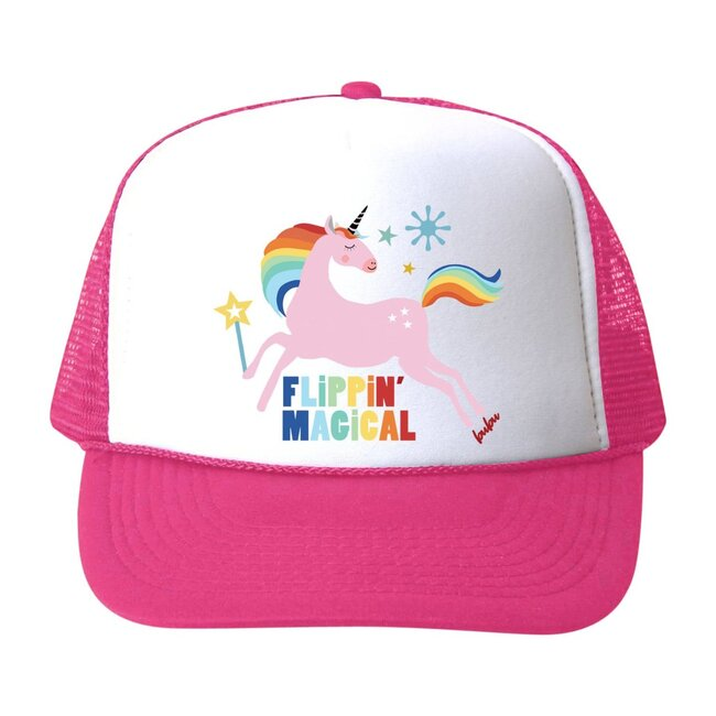 Unicorn Flippin Magical Hat, Pink