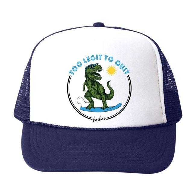 Too Legit To Quit Hat, Navy
