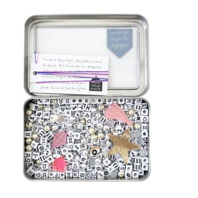 DIY Birthstone Accessories Set
