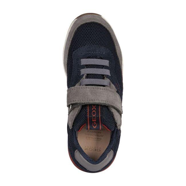 Crimson Alben Sneaker, Navy