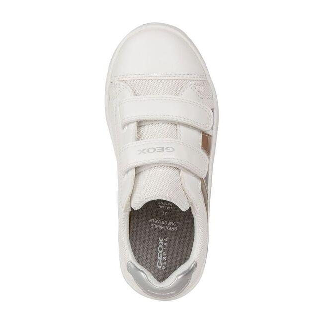 DJ Rock Sneakers, White