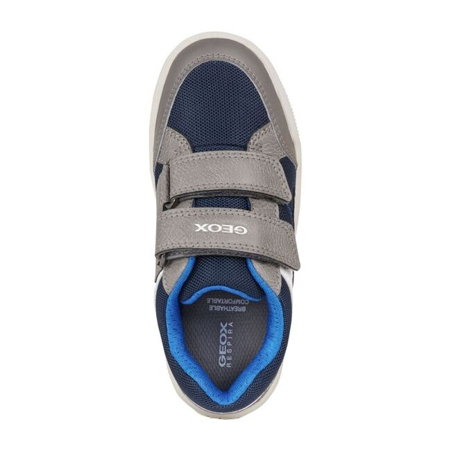 Stone Arzach Sneakers, Navy