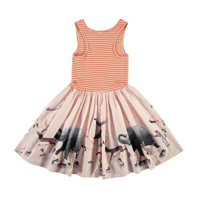 Roller Skate Cassandra Dress, Pink