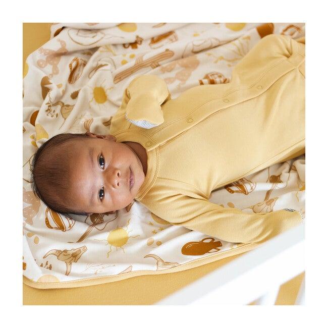 Sleeper Gown, Ochre