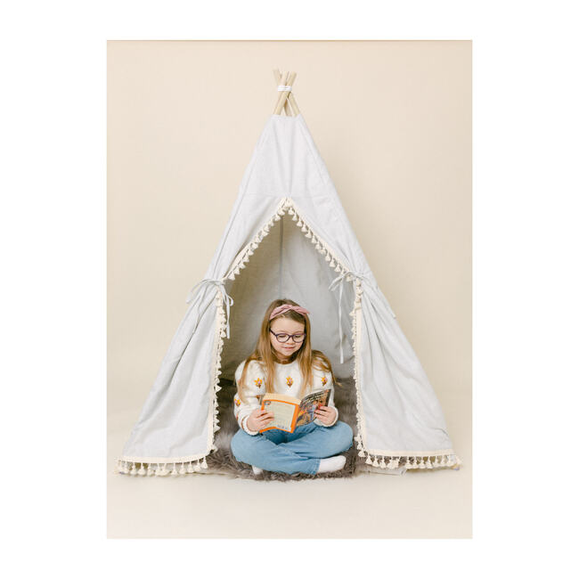 Felicity Play Tent, Grey